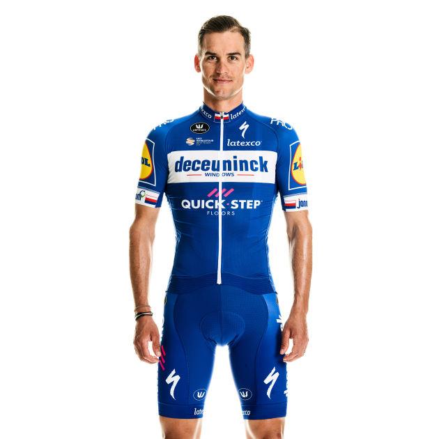 Zdenek Stybar | Deceuninck - Quick-Step Cycling team